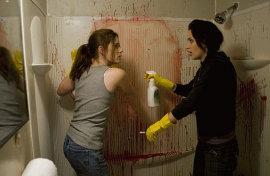 Amy Adams and Emily Blunt in Sunshine Cleaning