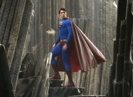 Brandon Routh in Superman Returns: The IMAX 3-D Experience