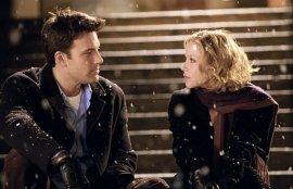 Ben Affleck and Christina Applegate in Surviving Christmas