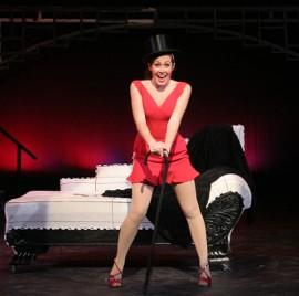 Alexandra E. Palkovic in Sweet Charity