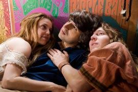 Kelly Garner, Demetri Martin, and Paul Dano in Taking Woodstock