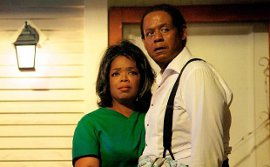 Oprah Winfrey and Forest Whitaker in Lee Daniels' The Butler