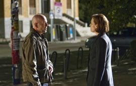 Bruce Willis and Sigourney Weaver in The Cold Light of Day