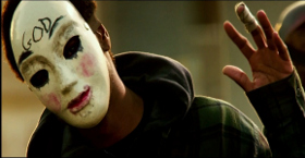 Edwin Hodge in The Purge: Anarchy