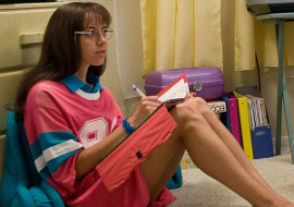 Aubrey Plaza in The To Do List