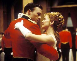 Heath Ledger and Kate Hudson in The Four Feathers