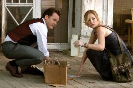 Peter Sarsgaard and Kate Hudson in The Skeleton Key