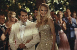 Matthew Broderick and Nicole Kidman in The Stepford Wives