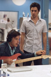 Jason Bateman and Zach Braff in The Ex