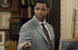 Denzel Washington in The Great Debaters