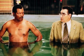 Samuel L. Jackson and Eugene Levy in The Man