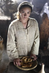 Keisha Castle-Hughes in The Nativity Story