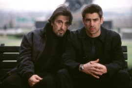 Al Pacino and Colin Farrell in The Recruit