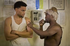 Michael WEaly and Kevin Hart in Think Like a Man Too