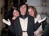 Jaci Entwisle, Jack Kloppenborg, & Abby VanGerpen