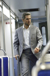 Tom Cruise in Collateral