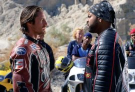 Martin Henderson and Ice Cube in Torque
