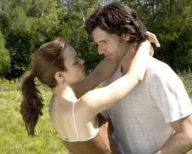 Rachel McAdams and Eric Bana in The Time Traveler's Wife