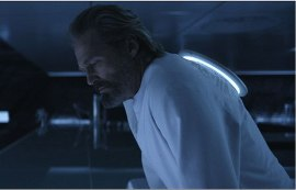 Jeff Bridges in Tron Legacy