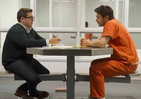 Jonah Hill and James Franco in True Story