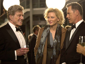 Robert Redford, Cate Blanchett, and Bruce Greenwood in Truth