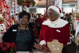 Anna Maria Horsford and Tyler Perry in Tyler Perry's A Madea Christmas