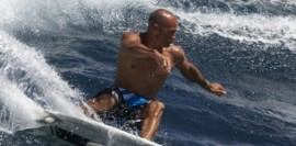 Kelly Slater in The Ultimate Wave: Tahiti