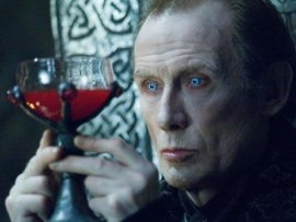 Bill Nighy in Underworld: Rise of the Lycans