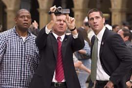 Forest Whitaker, Dennis Quaid, and Matthew Fox in Vantage Point