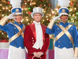 John Cho, Neil Patrick Harris, and Kal Penn in A Very Harold & Kumar Christmas
