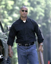 The Rock in Walking Tall