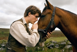 Jeremy Irvine in War Horse