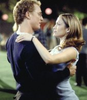 Matthew McConaughey and Jennifer Lopez in The Wedding Planner