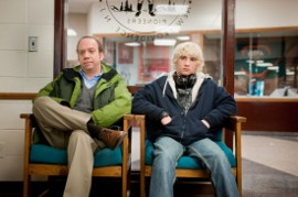 Paul Giamatti and Alex Shaffer in Win Win