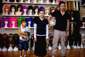 Pierce Gagnon, Joey King, and Zach Braff in Wish I Was Here