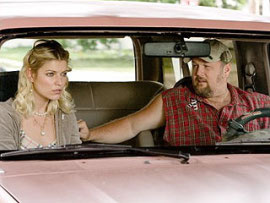 Jenny McCarthy and Larry the Cable Guy in Witless Protection