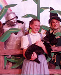 """The Wizard of Oz"" ensemble members"