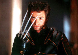 Hugh Jackman in X-Men
