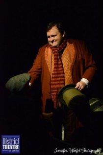 James Fairchild in A Christmas Carol