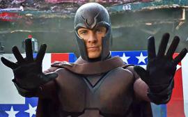 Michael Fassbender in X-Men: Days of Future Past